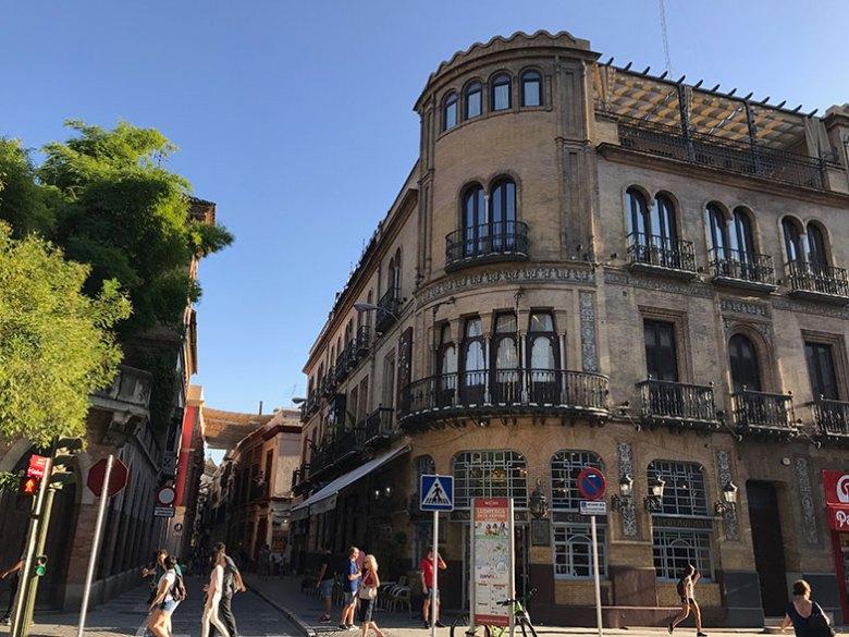 Centro de Sevilha