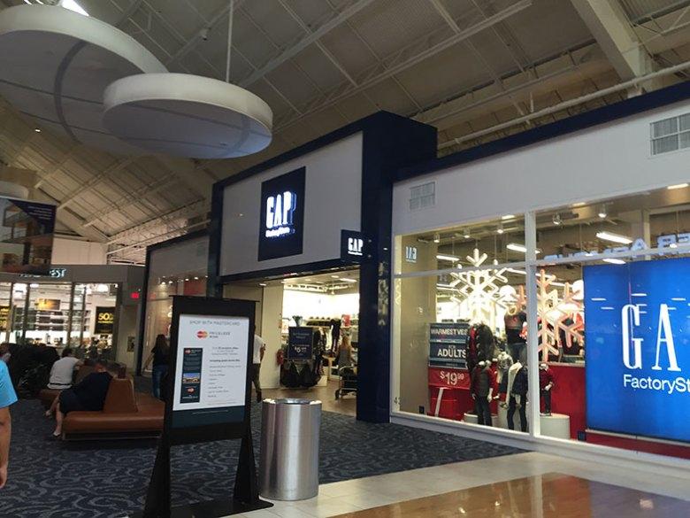 Mall do Sawgrass