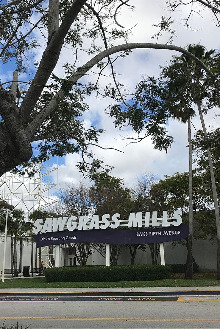 Sawgrass com dica de hotel por perto