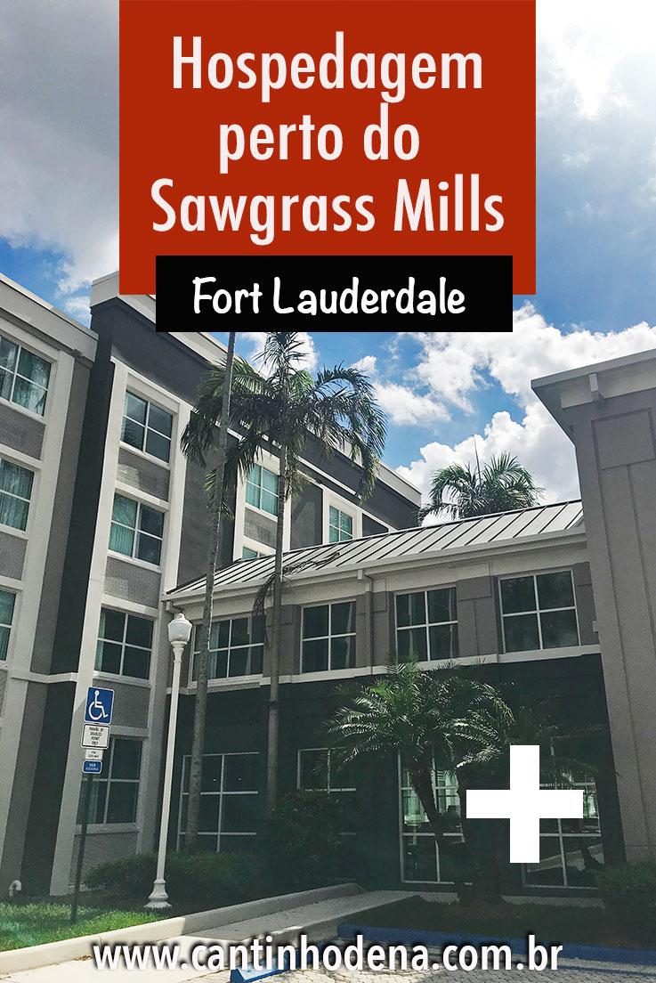 Como é o Sawgrass em Fort Lauderdale