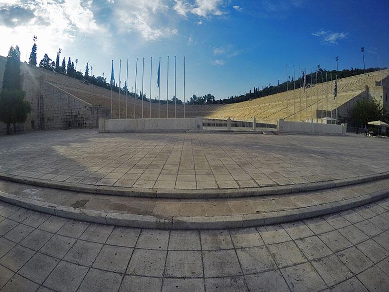 Estádio Paratenaico em Atenas