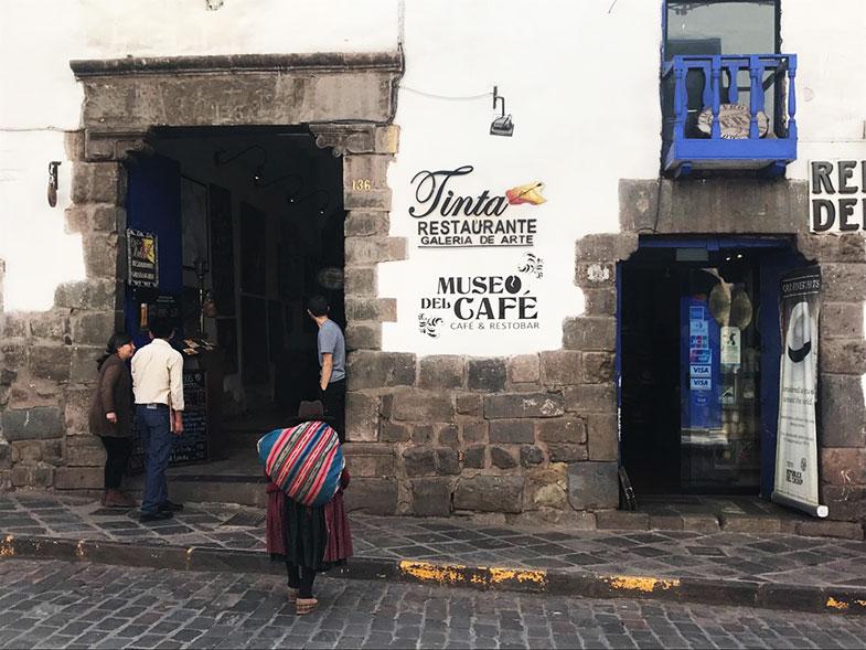 Museus em Cusco: Museu do Café