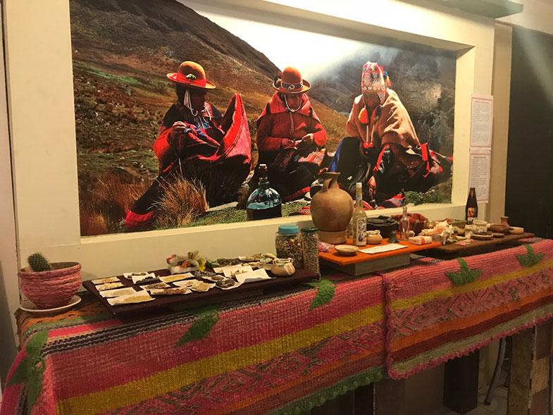 Museo da Coca em Cusco