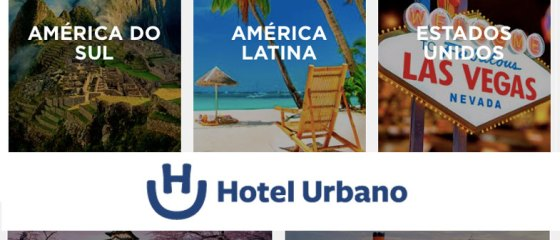Comprar pacote Hotel Urbano