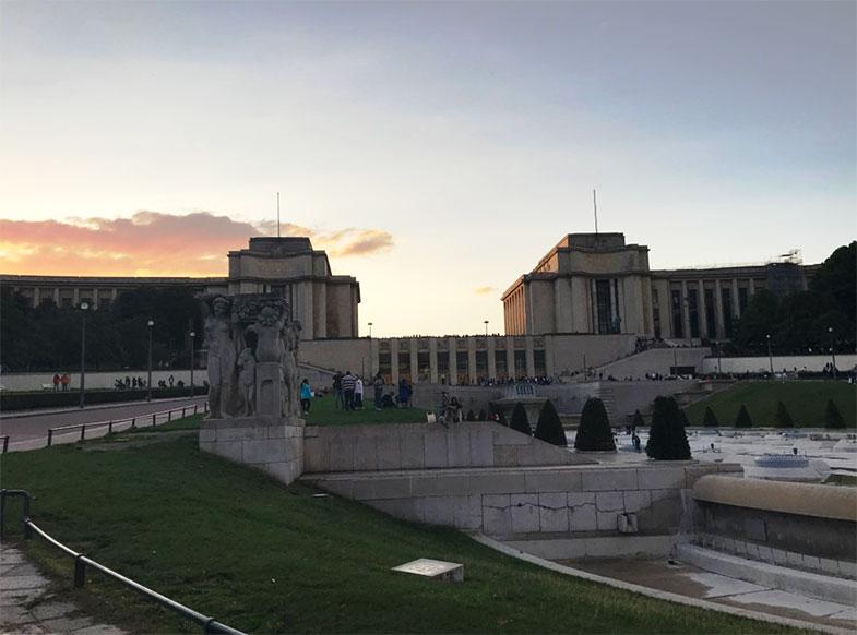 Jardins do Trocadero