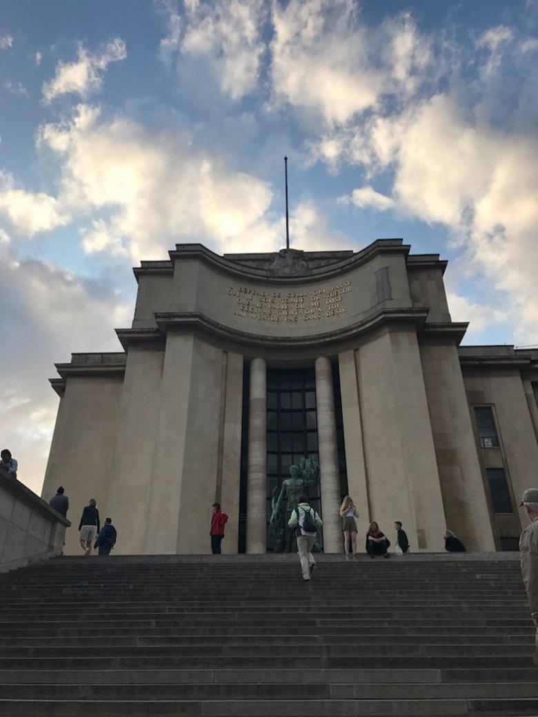Museu do Homem no Trocadero
