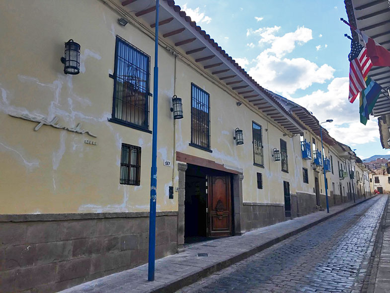 Hotéis em Cusco no centro