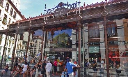 Mercado de San Miguel em Madrid: um tour pela culinária espanhola