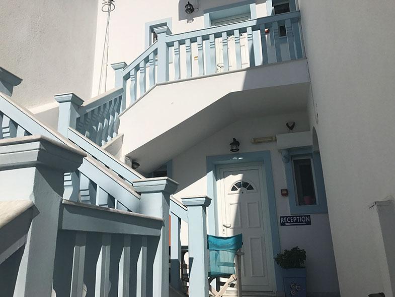 Onde se hospedar em Milos