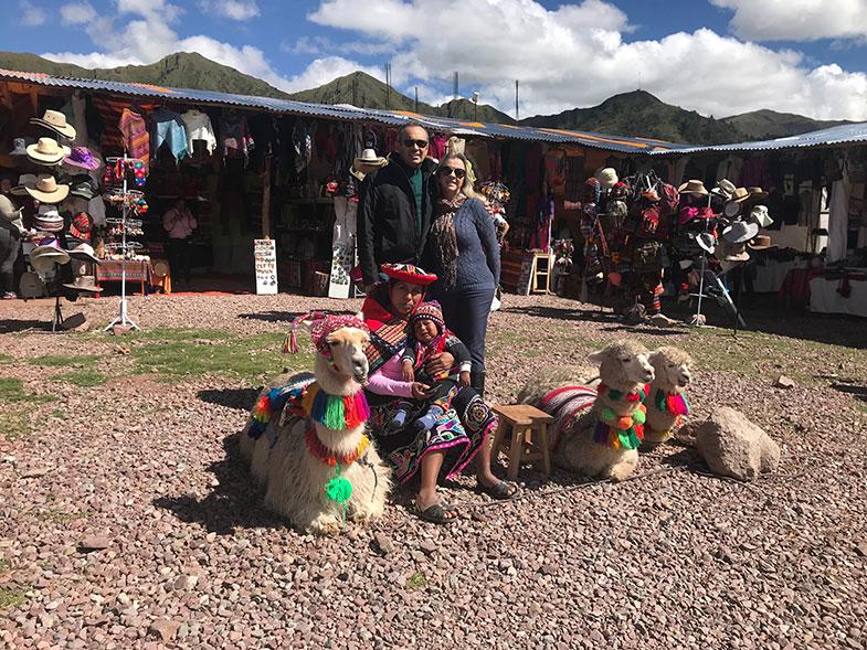 Comunidade Cacao em Cusco