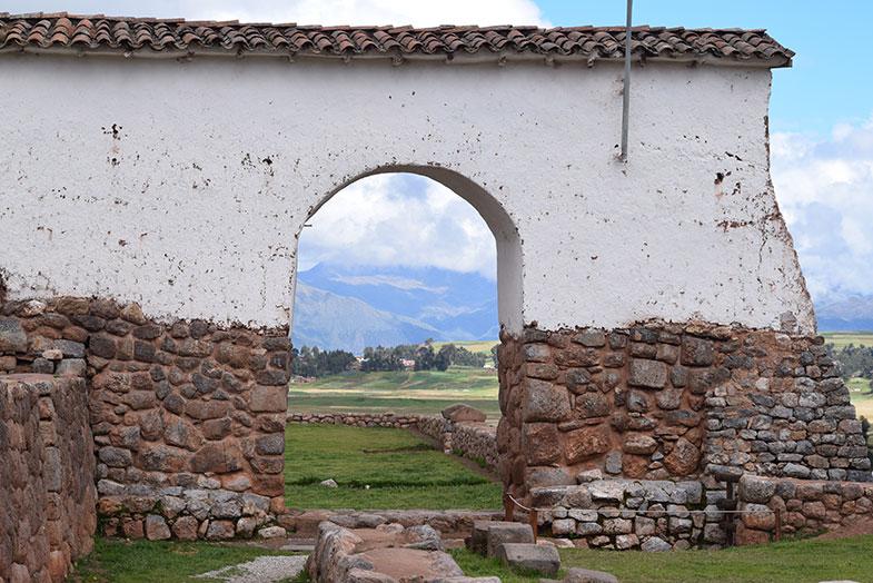 Chinchero Vale Sagrado no Peru