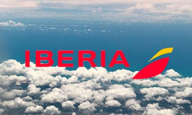 Como é voar com a Iberia dentro da Europa
