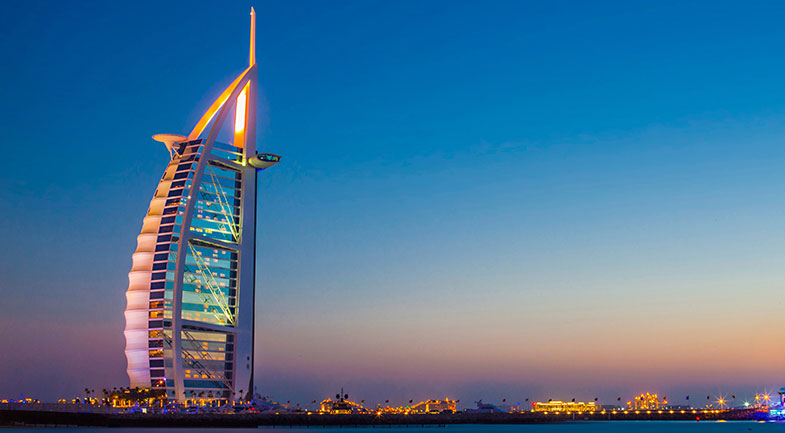 Visto para Dubai para brasileiros é gratuito e na chegada