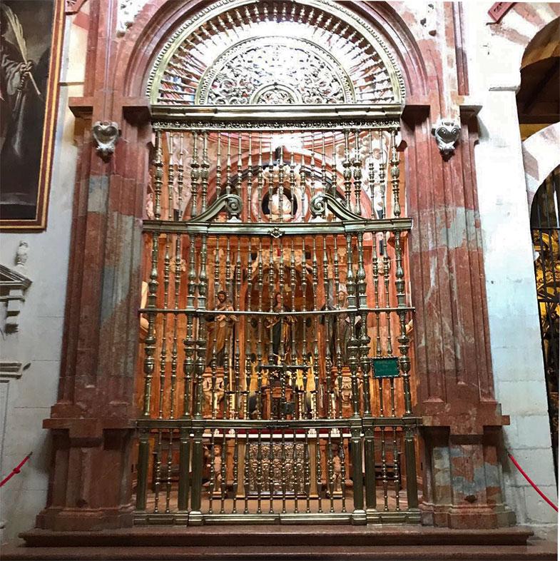 Capela na Mesquita de Córdoba