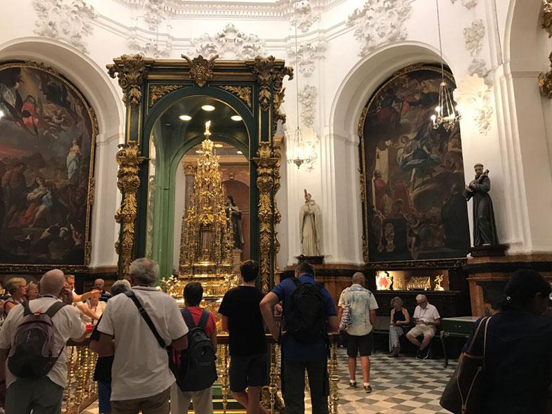 Paróquia de Santa Teresa na Mesquita de Córdoba