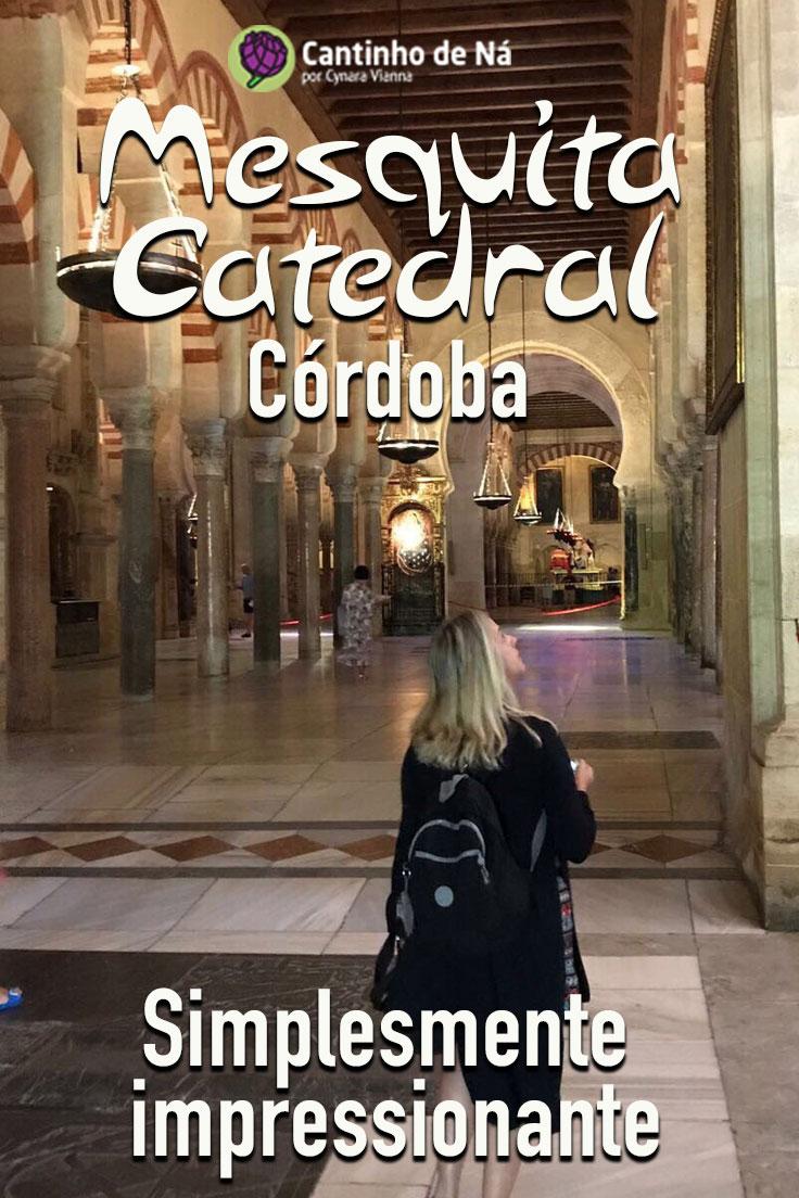 Visita à mesquita de Córdoba