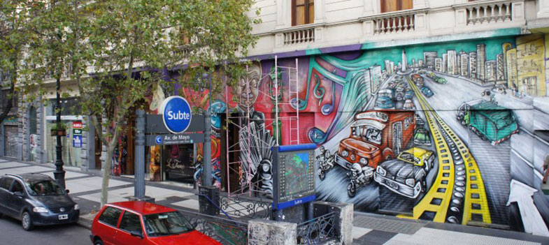 Street Art em Buenos Aires
