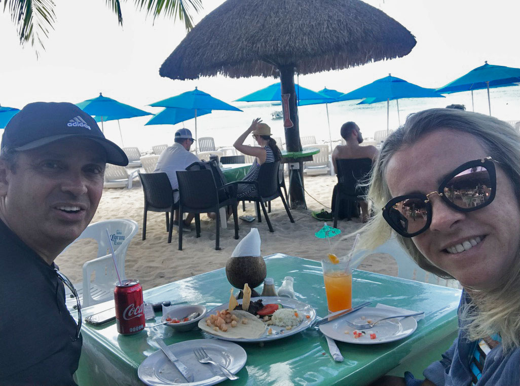 Albertos Beach Club Cozumel