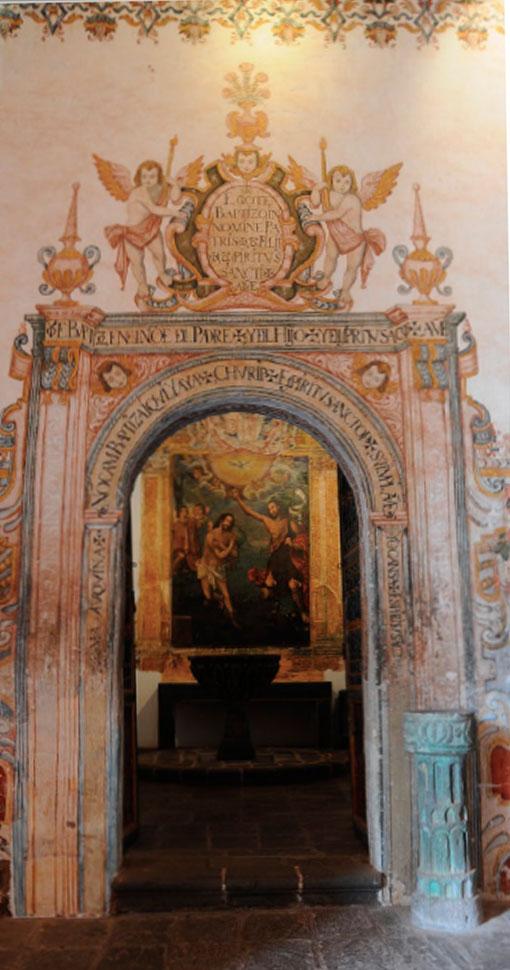 Batistério da Capela Sistina das Américas