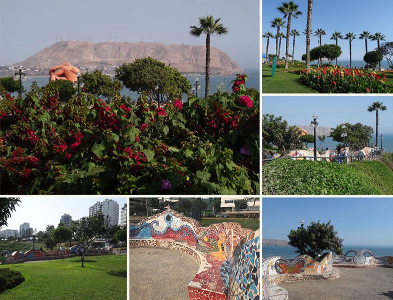 Parque Del Amor - Conexão em Lima