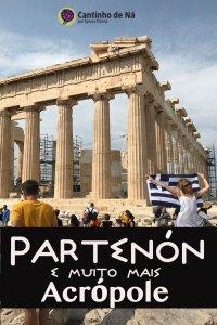 Visita detalhado Acrópole em Atenas