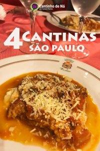 Cantinas em São Paulo