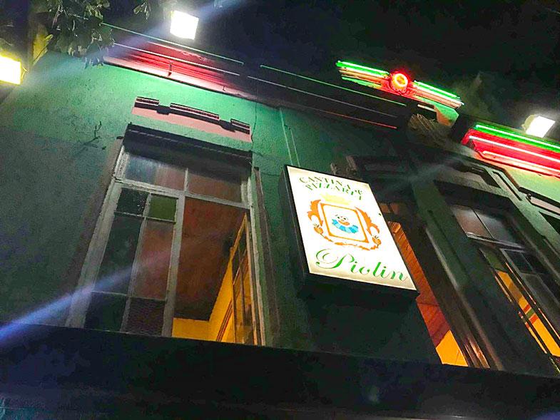 Cantinas em São Paulo - Piolin