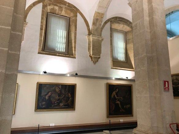 Sacristia maior da Catedral de Sevilha