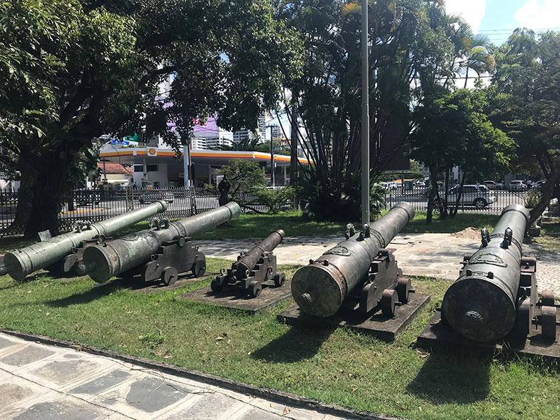Jardins do Museu do Estado de Pernambuco