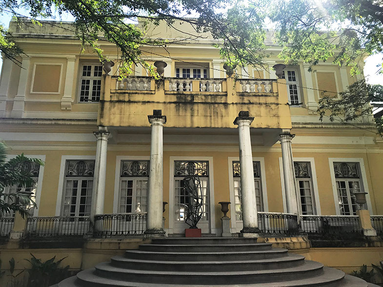 Palacete do Museu do Estado de Pernambuco
