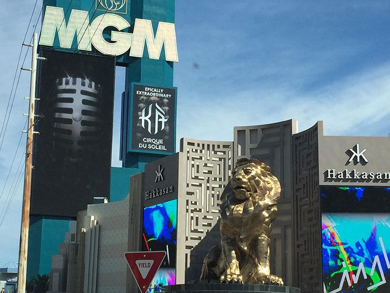 Destinos de cinema Las Vegas