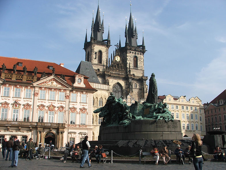 Destinos de cinema Praga
