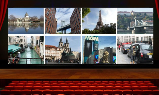 10 destinos de cinema e seus filmes incríveis