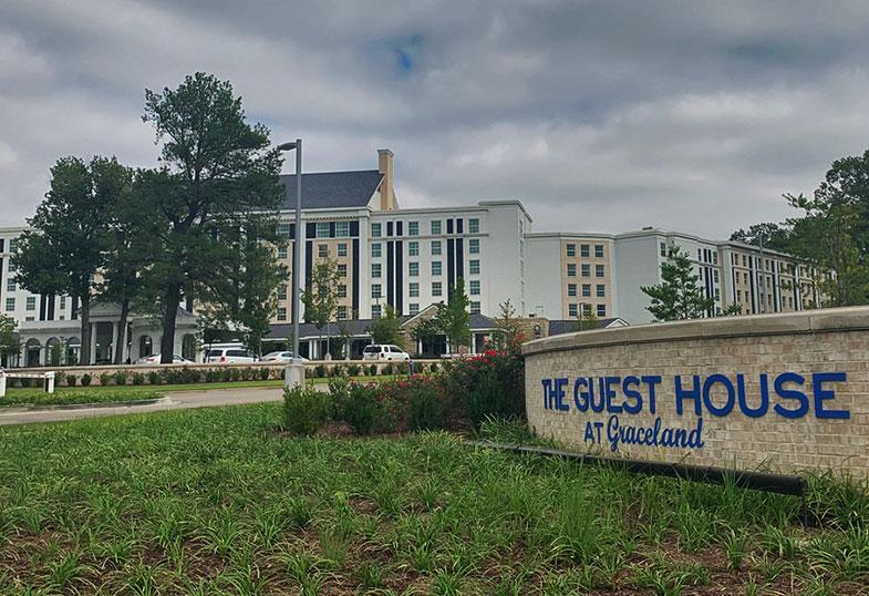 Hotel em Memphis: The Guest House at Graceland