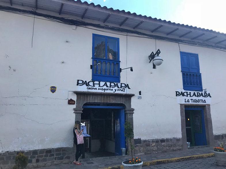 Onde comer em Cusco - Pachapapa