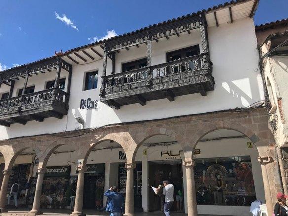 Papacho's - Onde comer em Cusco