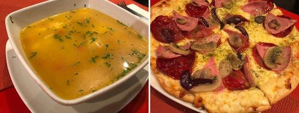 Onde comer em Cusco pizzaria
