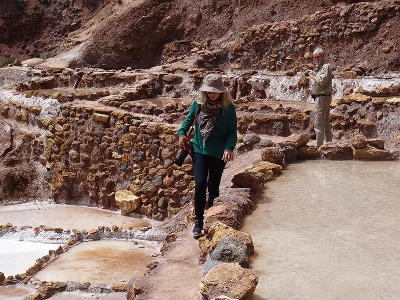Passeios perto de Cusco Salineras de Maras