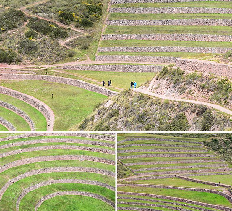 Passeios perto de Cusco Moray