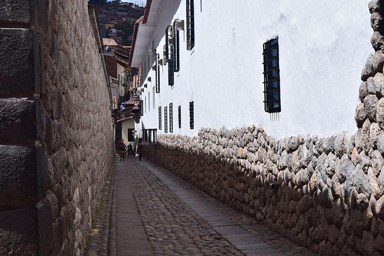 Cusco centro histórico
