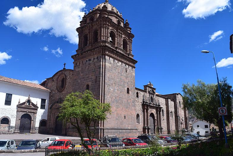 Igreja de Santo Domingo em Cusco