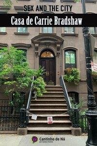 Casa de Carrie Bradshaw em New York