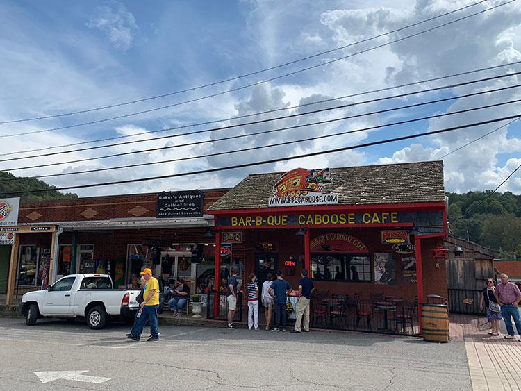 Restaurante em Lynchburg