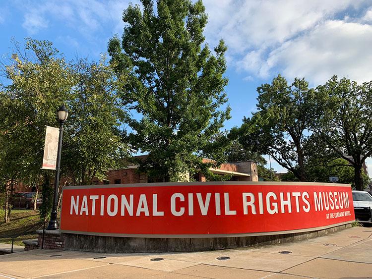National Civic Rights em Memphis