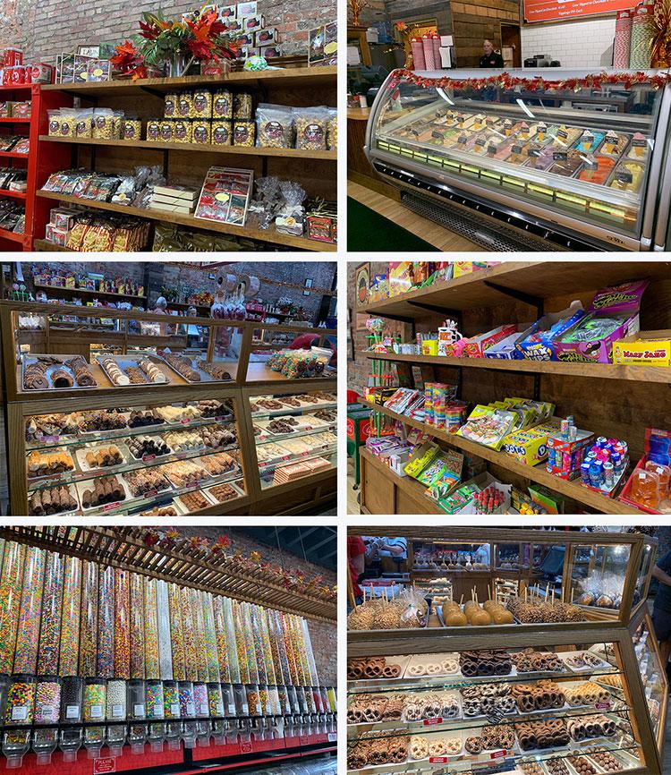 Onde comer em Nashville - Savannah's Candy