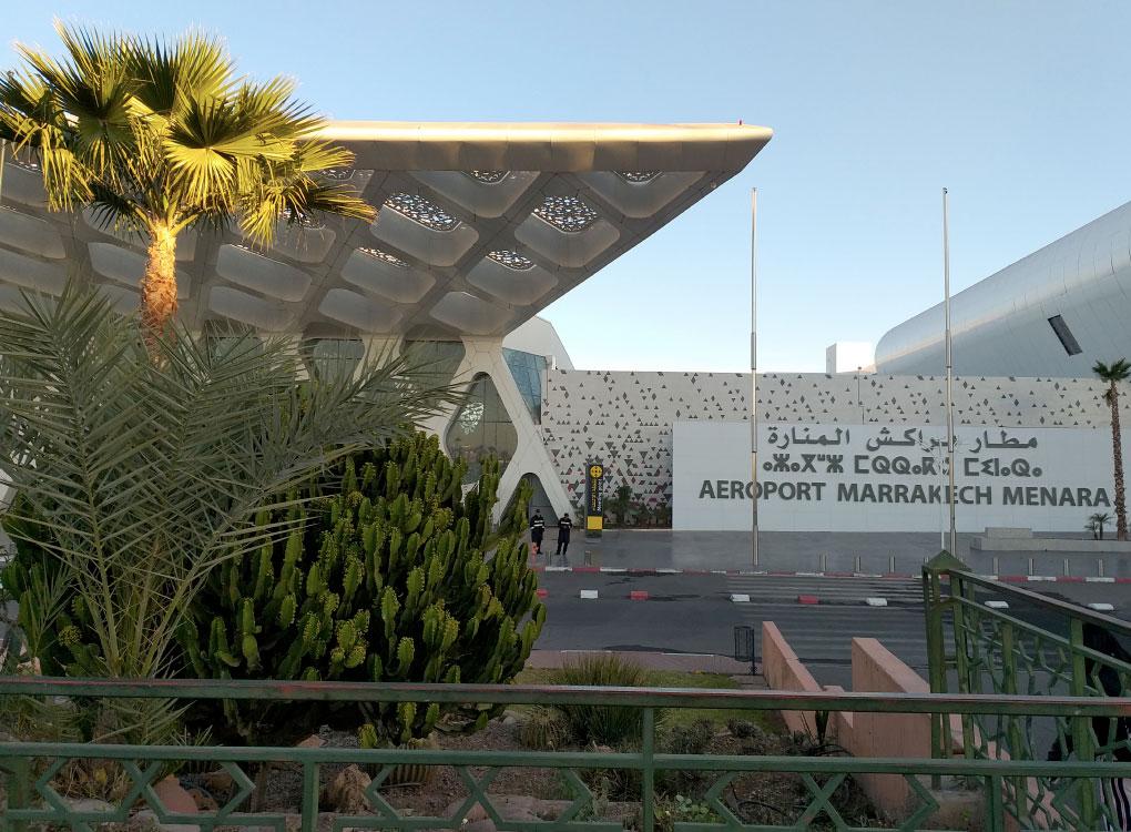 Aeroporto de Marrakesh