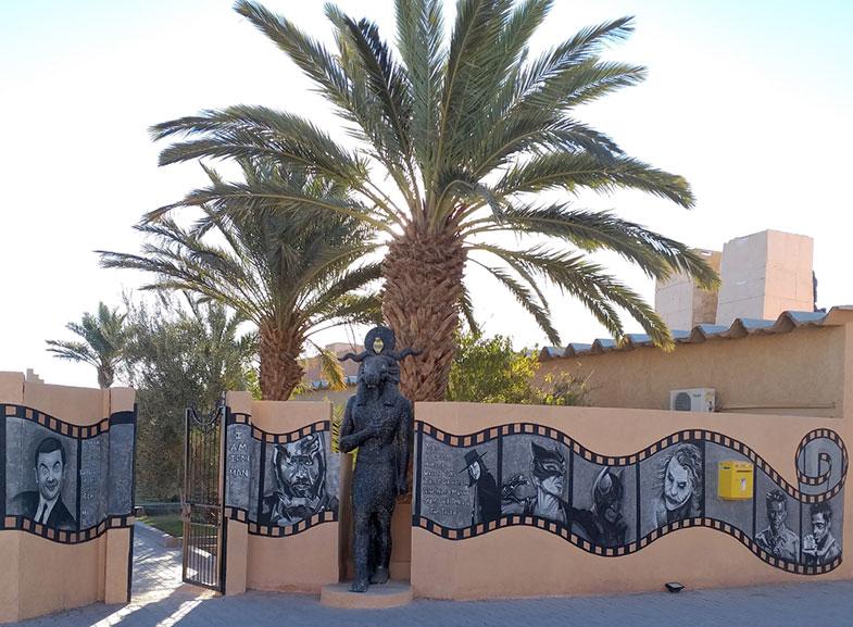 Atlas Studio no Marrocos
