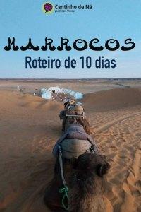 Roteiro de 10 dias no Marrocos