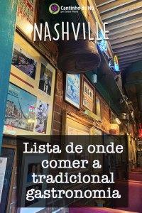 Onde comer em Nashville