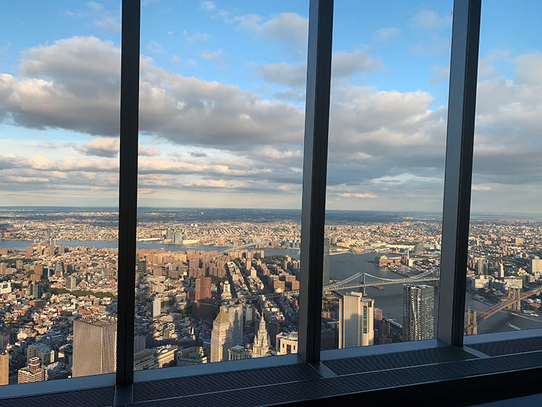 One World Observatory em New York
